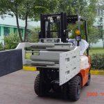 Китай Багатоцільовий затискач для гідравлічних навантажувачів