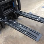Продаж колісних вилок навантажувача вилкового навантажувача WF2A1100